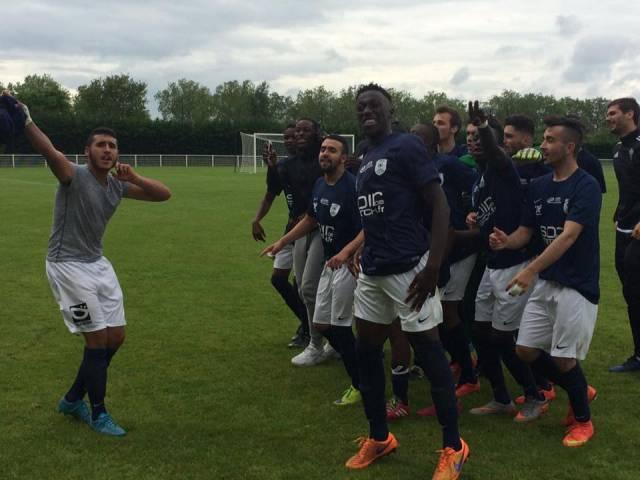 Football le fc drouais remporte la coupe du centre u19 radio intensit - Coupe du centre football ...