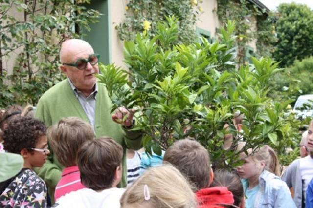 Lanneray les jardins de jean pierre coffe ouverts au for Au jardin de jean pierre inc