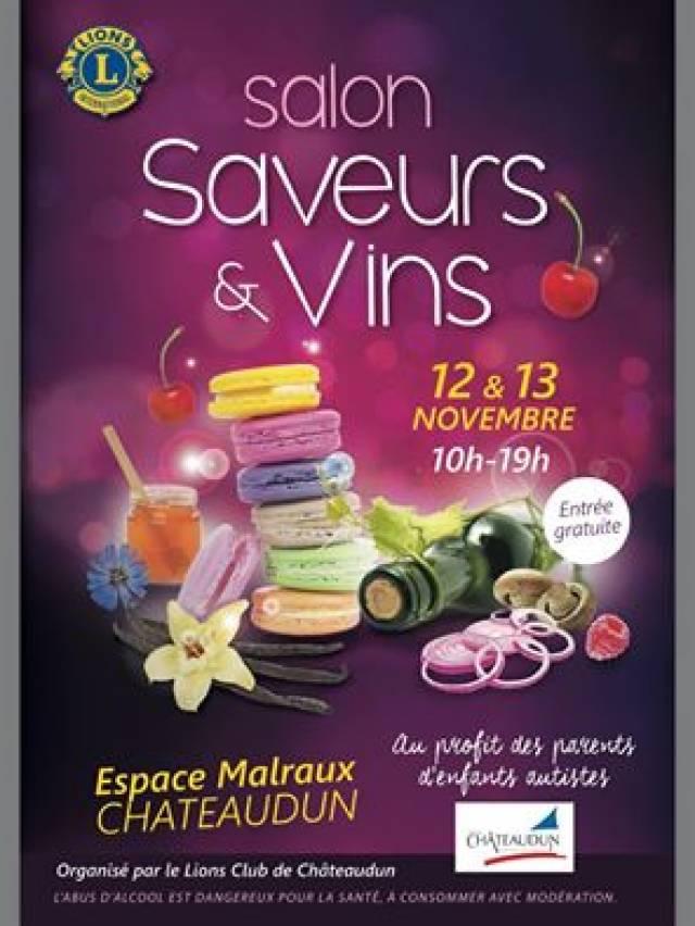 Chateaudun le salon des vins et de la gastronomie aux for Salons novembre 2016