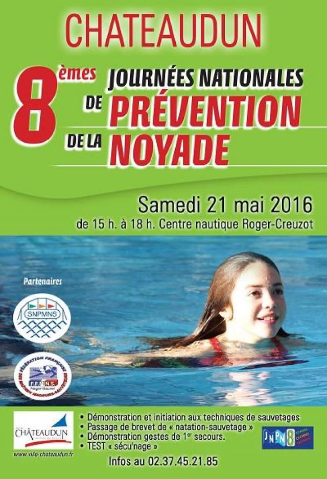 Chateaudun pr vention noyade la piscine radio intensit for Piscine chateaudun