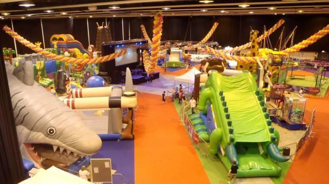 Dreux le parc fun loisir ouvert demain radio intensit for Parc attraction yvelines