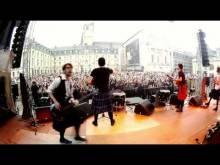 Embedded thumbnail for CHARTRES – Lemonfly, un concert rock celtique