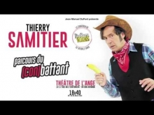 Embedded thumbnail for BLOIS (41) - Théâtre Monsabré : Thierry Samitier