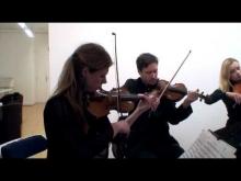 Embedded thumbnail for DREUX - Le quatuor Elysée