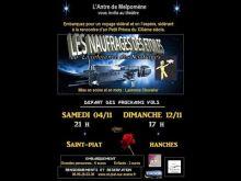 Embedded thumbnail for SAINT-PIAT - Saint-Piat sur Scène : Les naufragés des étoiles