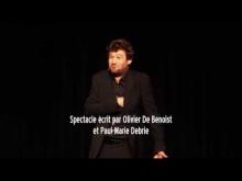Embedded thumbnail for ROMORANTIN (41) - Humour : Olivier de Benoist