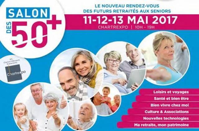 Chartres un salon pour les seniors en mai chartrexpo for Salon des seniors 2017