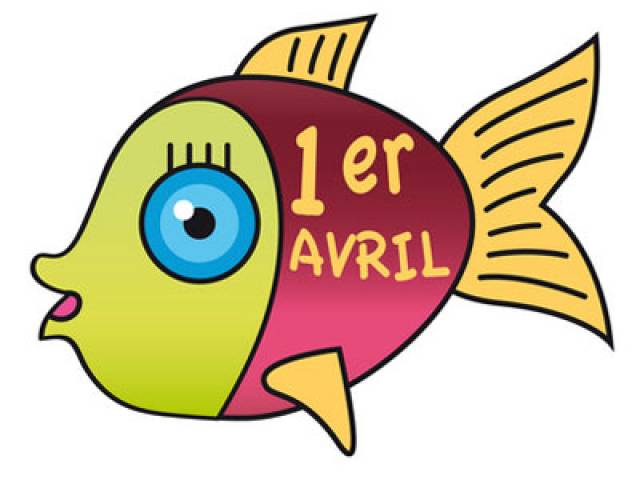 Region floril ge des poissons d 39 avril radio intensit - Poisson dessin couleur ...