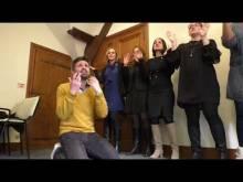 Embedded thumbnail for CHARTRES - Réforme de la Justice : Les Jeunes avocats donnent de la voix !