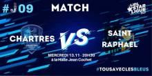 HANDBALL - Chartres accueille Saint-Raphael - Radio Intensité