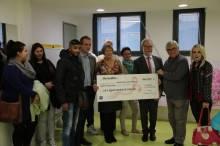 VERNOUILLET – Un chèque pour la ligue contre le cancer 28 - Radio Intensité